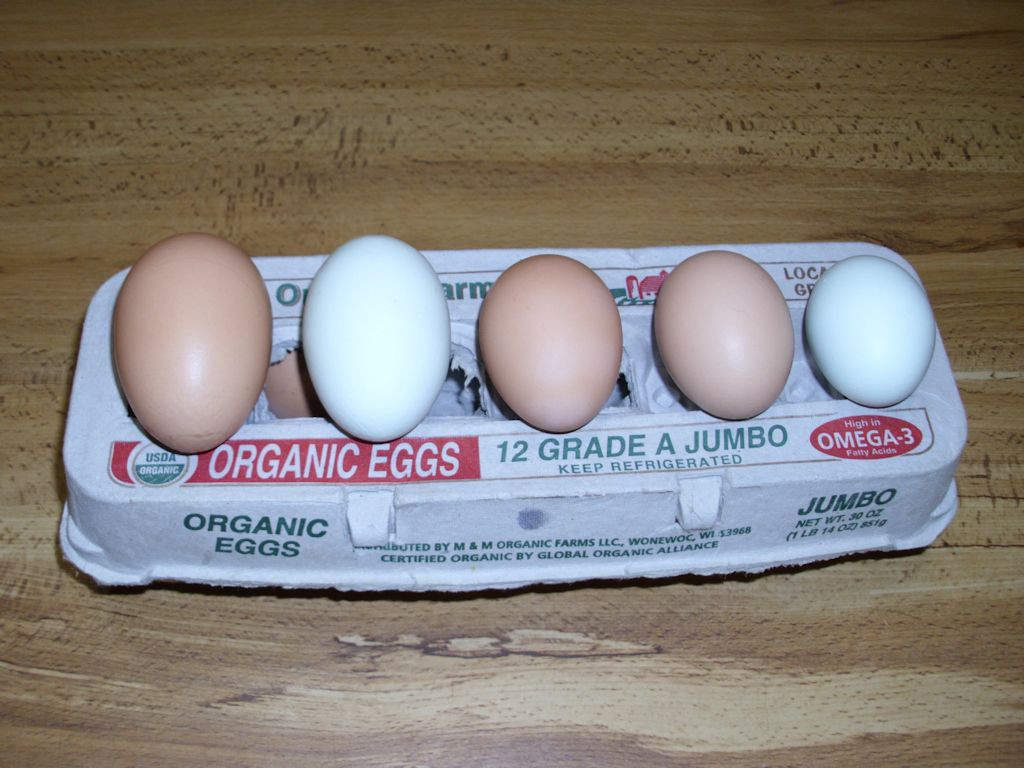 Weighing eggs individually is the only way to get consistent carton size.